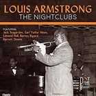 LOUIS ARMSTRONG The Nightclubs album cover