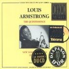 LOUIS ARMSTRONG The Quintessence: New York – Chicago 1925-1940 album cover