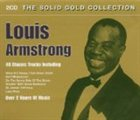 LOUIS ARMSTRONG The Solid Gold Collection: Louis Armstrong album cover