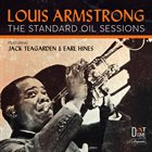 LOUIS ARMSTRONG The Standard OIl Sessions album cover