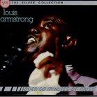 LOUIS ARMSTRONG Verve Silver Collection album cover