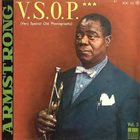 LOUIS ARMSTRONG V.S.O.P. (Very Special Old Phonography) Vol. 3 album cover