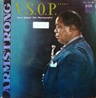 LOUIS ARMSTRONG V.S.O.P. (Very Special Old Phonography) Vol. 5 album cover