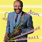 LOUIS JORDAN At The Swing Cat's Ball album cover