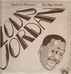 LOUIS JORDAN Good Times album cover
