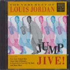 LOUIS JORDAN Jump Jive!: The Very Best of album cover