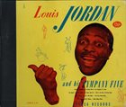 LOUIS JORDAN Louis Jordan and His Tympany Five album cover
