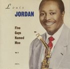 LOUIS JORDAN Five Guys Named Moe album cover