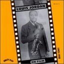 LOUIS JORDAN Louis Jordan on Film 1942-1948 album cover