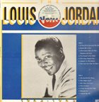LOUIS JORDAN The V-Discs 1943-1945 album cover