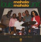 LOUIS MOHOLO An Open Letter To My Wife Mpumi album cover
