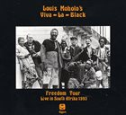 LOUIS MOHOLO Freedom Tour: Live In South Afrika 1993 album cover