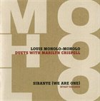 LOUIS MOHOLO Sibanye (We Are One) (with Marilyn Crispell) album cover