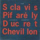 LOUIS SCLAVIS Acoustic Quartet album cover