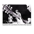 LOUIS SCLAVIS Louis Sclavis / Tim Berne / Noël Akchoté : Saalfelden '95 album cover