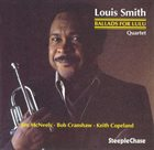 LOUIS SMITH Ballads for Lulu album cover