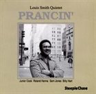 LOUIS SMITH Prancin' album cover