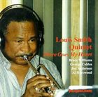 LOUIS SMITH There Goes My Heart album cover