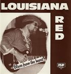 LOUISIANA RED Blues From The Heart (akaBlues For Ida B) album cover