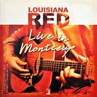 LOUISIANA RED Live In Montreux album cover