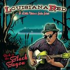 LOUISIANA RED Louisiana Red & Little Victor's Juke Joint : Back To The Black Bayou album cover