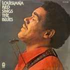 LOUISIANA RED Louisiana Red Sings The Blues album cover