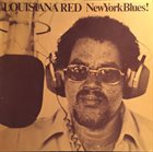 LOUISIANA RED New York Blues album cover