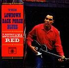 LOUISIANA RED The Lowdown Back Porch Blues (aka Shouts the Blues aka The Seventh Son) album cover