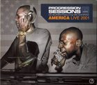 LTJ BUKEM LTJ Bukem Featuring MC Conrad ‎: Progression Sessions 6 - America Live 2001 album cover