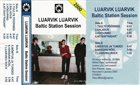 LUARVIK LUARVIK ‎ Baltic Station Session album cover