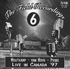 LUC HOUTKAMP Houtkamp - Van Hove - Prins : Live In Canada '97 album cover