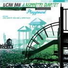 LUCIAN BAN Playground album cover