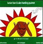 LUCIAN BAN Premonition album cover