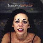 LUCIANA SOUZA Brazilian Duos / North & South album cover