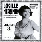 LUCILLE HEGIMIN Complete Recorded Works, Vol. 3 (1923-1932) album cover