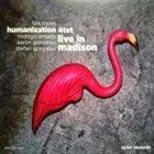 LUIS LOPES Live In Madison album cover
