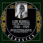 LUIS RUSSELL 1926-1929 album cover