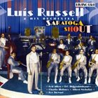 LUIS RUSSELL Saratoga Shout album cover