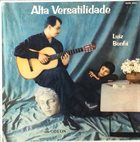 LUIZ BONFÁ Alta Versatilidade (aka Luiz Bonfá's Brazilian Guitar) album cover