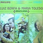 LUIZ BONFÁ Luiz Bonfa  & Maria Toledo : Braziliana album cover