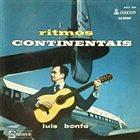 LUIZ BONFÁ Ritmos Continentais album cover