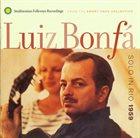 LUIZ BONFÁ Solo in Rio 1959 album cover