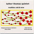 LUTHER THOMAS Realities: Old & New album cover