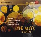 LYLE MAYS Lyle Mays Quartet : The Ludwigsburg Concert album cover