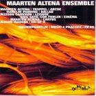 MAARTEN ALTENA Muziekpraktijk | Music + Practice (1996) album cover