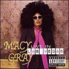 MACY GRAY Live In Las Vegas album cover