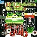 MAD PROFESSOR Mad Professor & Lee Perry : Techno Dub album cover
