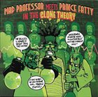 MAD PROFESSOR Mad Professor Meets Prince Fatty ‎: In The Clone Theory album cover