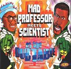 MAD PROFESSOR Mad Professor Meets Scientist At The Dub Table album cover