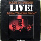 MADE IN SWEDEN Live! At The